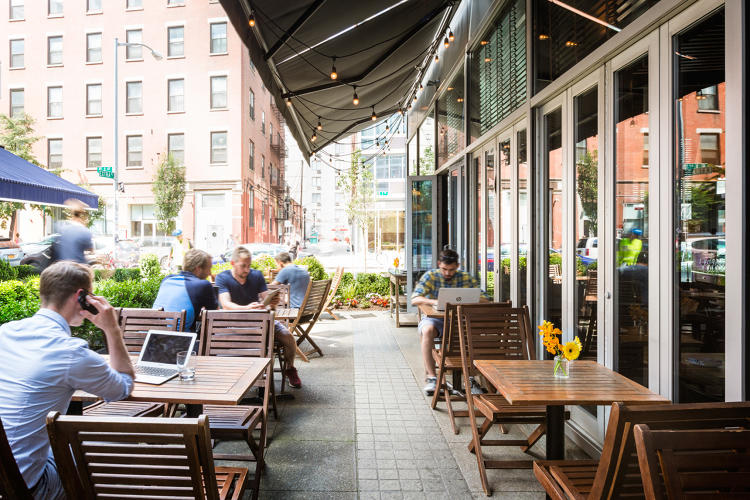 <p>Spacious plans to soon expand to about a dozen new restaurants in New York, and to open new locations in San Francisco and Los Angeles.</p>