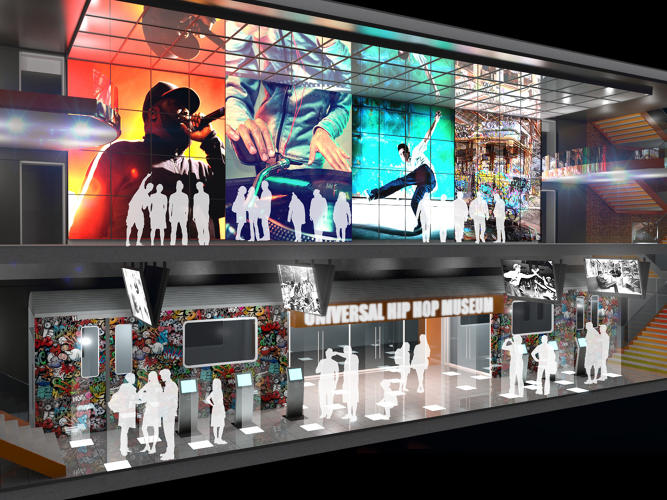 <p>Part of the museum's mission is to turn consumers into producers through interactive installations.</p>