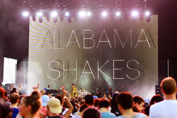 <p><strong>Alabama Shakes</strong></p>