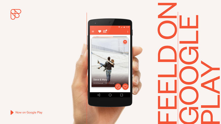 <p>Feeld, formerly 3nder, is launching on Android in the Google Play Store.</p>