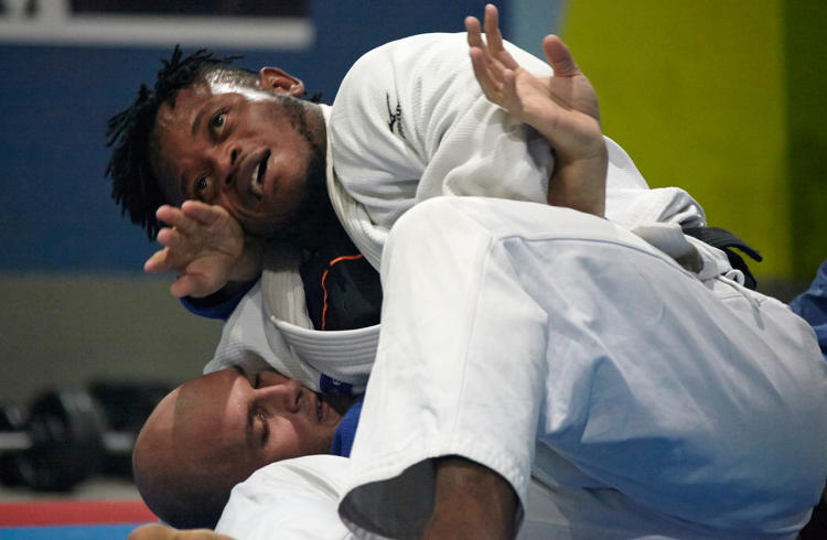 <p>Democratic Republic of the Congo refugee Popole Misenga will compete in judo.</p>