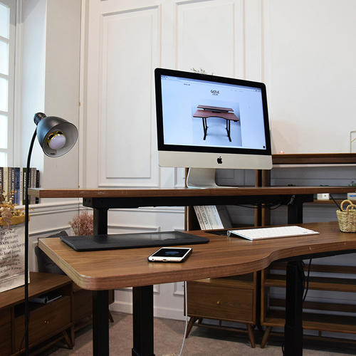 <p>It even, says the blurb, &quot;reimagines the workspace,&quot; presumably by costing around $1,000 for a desk with an MDF top.</p>