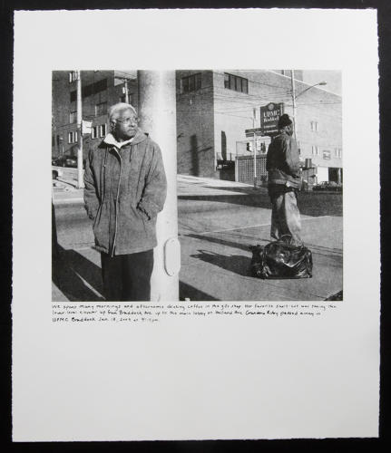 <p>LaToya Ruby Frazier, <em>Grandma Ruby and UPMC</em>.</p>