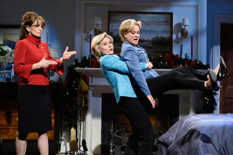 <p>Eugene Lee and his team have designed sets for <em>Saturday Night Live</em> since 1975--everything from Weekend Update backdrops to live music stages.</p>