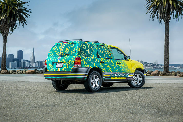 <p>Car rental startup Turo is letting customers rent the car driven by Erlich Bachmann (played by comedian T.J. Miller) on HBO's <em>Silicon Valley</em>.</p>
