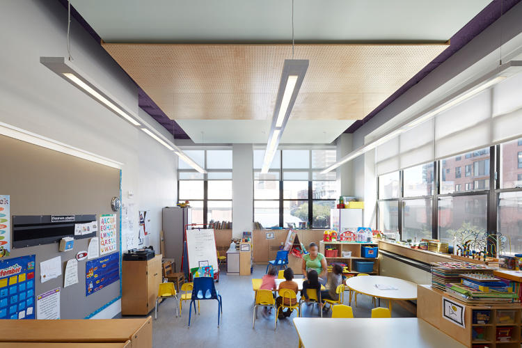 <p>Kennedy Child Study Center in New York City</p>