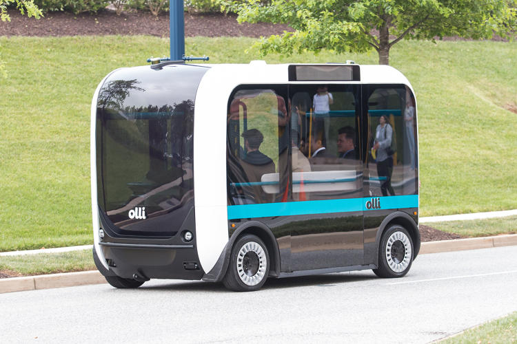 <p>Because it's driven by a robot and not a human, it's also an extra 10% to 25% more efficient.</p>