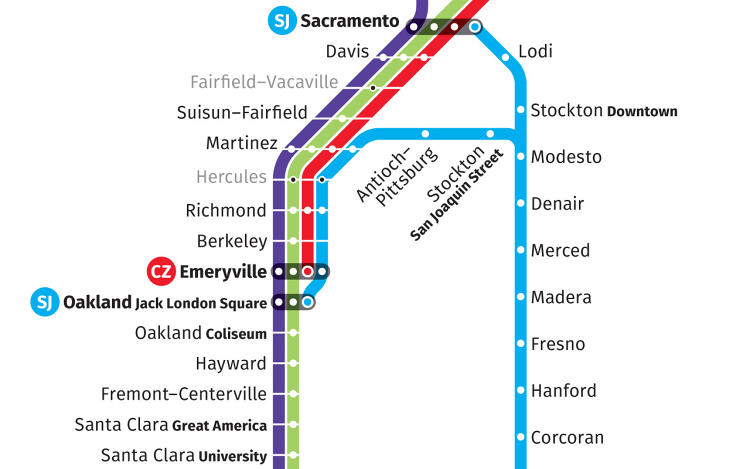<p>. . . even if the stops it shows now are just along existing Amtrak routes.</p>