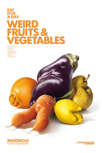 <p><strong>Intermarché's Inglorious Fruit and Vegetables</strong></p>