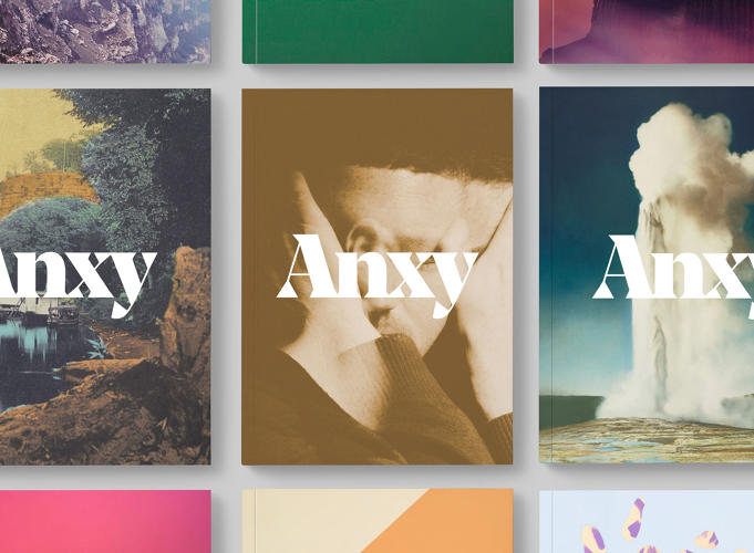 <p><em>Anxy</em> will help give people the chance to share their stories about mental illness, and others the chance to see that they're not alone.</p>