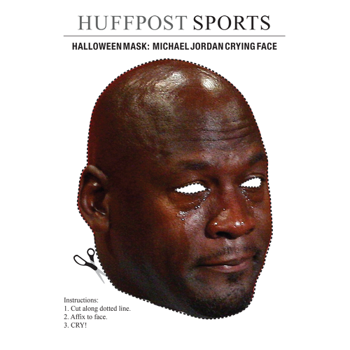 <p><a href=&quot;http://www.highsnobiety.com/2015/10/17/micheal-jordan-crying-face-meme-halloween-mask/&quot; target=&quot;_blank&quot;>The Crying Jordan meme costume</a> will never be as funny as <a href=&quot;http://www.nytimes.com/.../crying-jordan-the-meme-that-just-wont-die.html&quot; target=&quot;_blank&quot;>the meme itself</a>. It's also sort of blackface. So nope.</p>