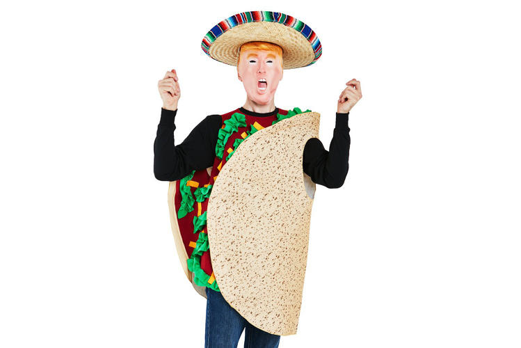 <p>See notes for the previous <a href=&quot;https://www.costumeish.com/collections/adult-costumes/products/adult-donald-taco-trump-costume?variant=29516316300&quot; target=&quot;_blank&quot;>costume</a>.</p>