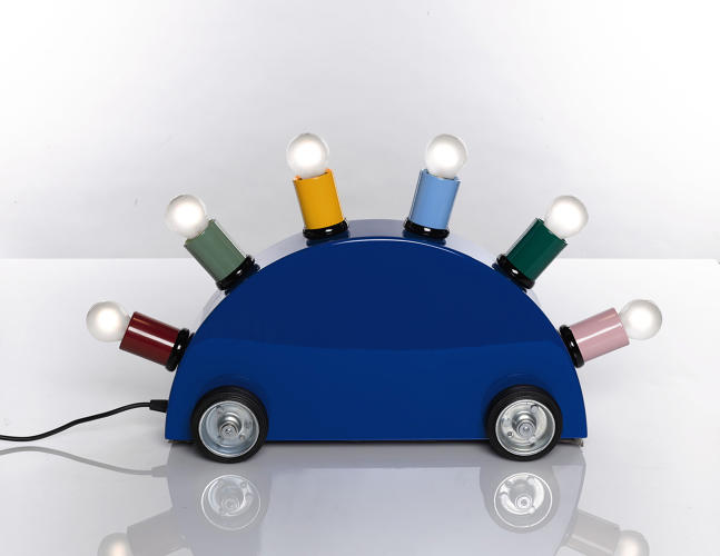 <p>Martine Bedin, 'Super' Lamp</p>