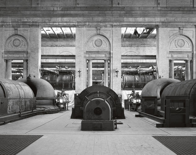<p>Chester Station, Turbine Hall, view from main entrance.</p>