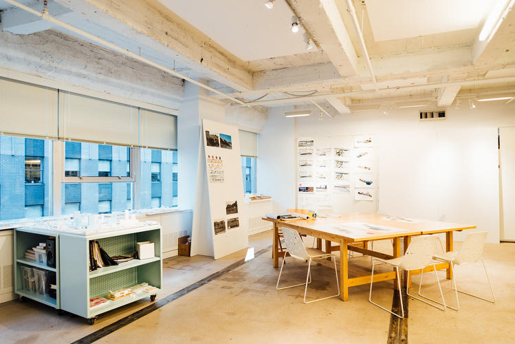 <p>The Norwegian firm designs everything from buildings to branding with the same co-creation process.</p>