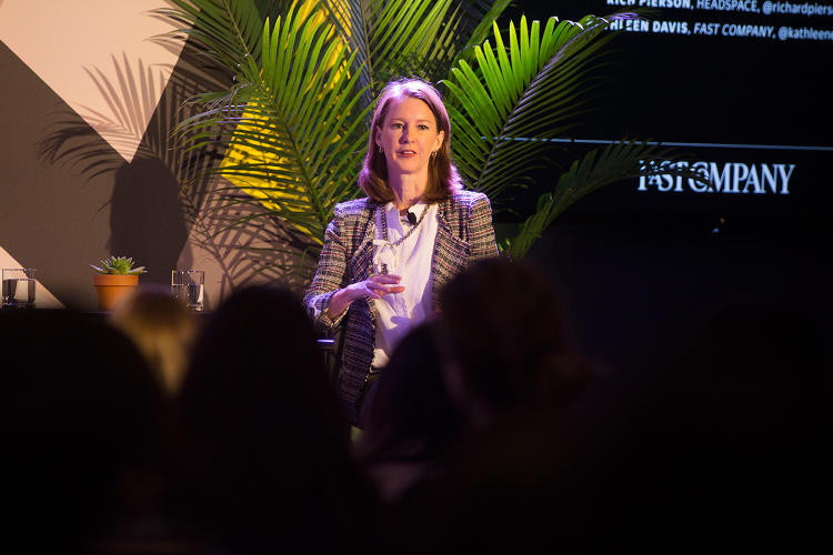 <p><strong>Gretchen Rubin</strong>, author of <em>The Happiness Project</em></p>
