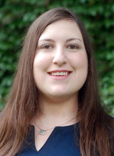 <p>Lauren Sallan uses big data approaches to study the fossil record and better understand the causes of past mass extinctions.</p>