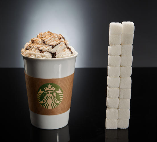See Just How Much Sugar Is Hiding In The Food You Eat