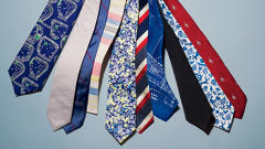 All Tied Up: The Rise Of Casual Neckwear