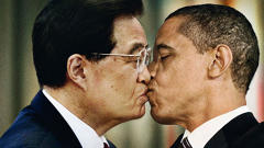 Benetton Courts Controversy With World Leader Lip-Locks