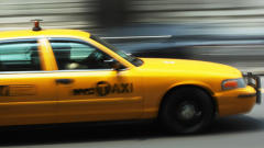 American Express Brings Pay-With Points To NYC's VeriFone Taxicabs