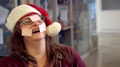 The Morning After Your Company's Holiday Party - The Outtakes!
