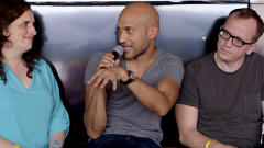Keegan-Michael Key Talks About Managing The Balance Of Art And Business