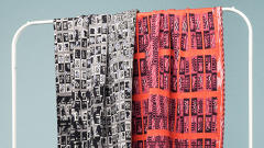 Abstractions Of Skyscrapers Inspired These Cozy Blankets