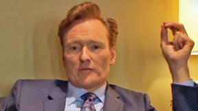 Conan O'Brien: How do you deliver difficult news?