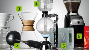 Coffee Brewing Lessons From a Champion Barista