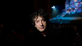 How Neil Gaiman Stays Creative In An Age Of Constant Distraction