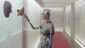 Alex Garland Film Ex Machina Sets A Tinder Trap At SXSW