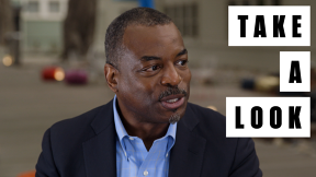 How LeVar Burton's Daughter--And Desperation--Saved Reading Rainbow