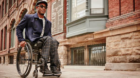 How Fashion Brand IZ Is Using Its Product For Accessibility Advocacy
