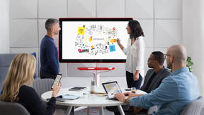"Google Unveils Its New ""Jamboard"" Digital Whiteboard"
