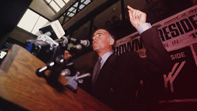 1992: The Year Presidential Campaigning Went Online