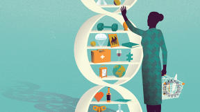 Genetics Startup Helix Wants To Create A World Of Personalized Products From Your DNA