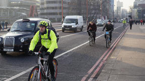 London's Mayor Will Spend $1 Billion On Cycling Improvements