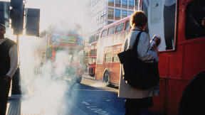 London Just Stopped Buying Diesel Buses To Try To Clean Up Its Air