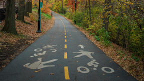 This 750-Mile Trail Could Create A Bike Path Across New York State