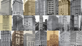 Rediscovering The Lost Skyscrapers Of New York