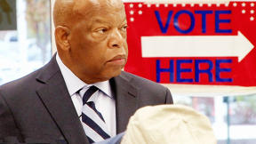 Congressman John Lewis Once Again Rises To The Forefront In New PBS Doc