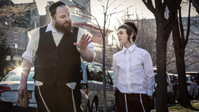 "How The Film ""Menashe"" Went From Blank Page To Finished Movie"