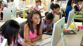 A Fix For The Homogenous Tech Industry: Black Girls Code