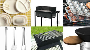 Eight Stylish Essentials for All Your Grilling Needs