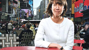 Janette Sadik-Khan Wants New Yorkers to Walk This Way