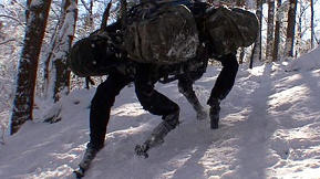 Boston Dynamics Robots Tiptoe Toward Terminator