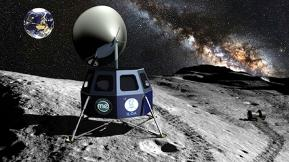 The Plan To Put A Telescope On The South Pole Of The Moon