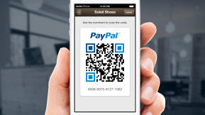 PayPal Now Lets You Shop in Stores With A QR Code