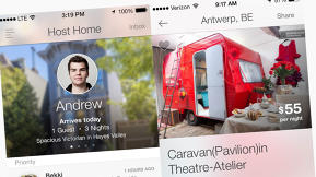 How Airbnb's New App Embraces iOS 7